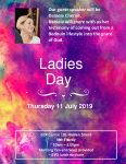 Ladies Day 2019 Flyer 150
